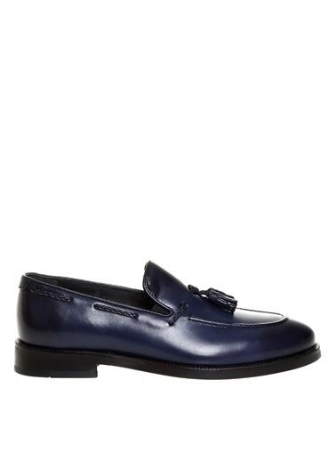 Beymen Business Klasik Ayakkabı Lacivert